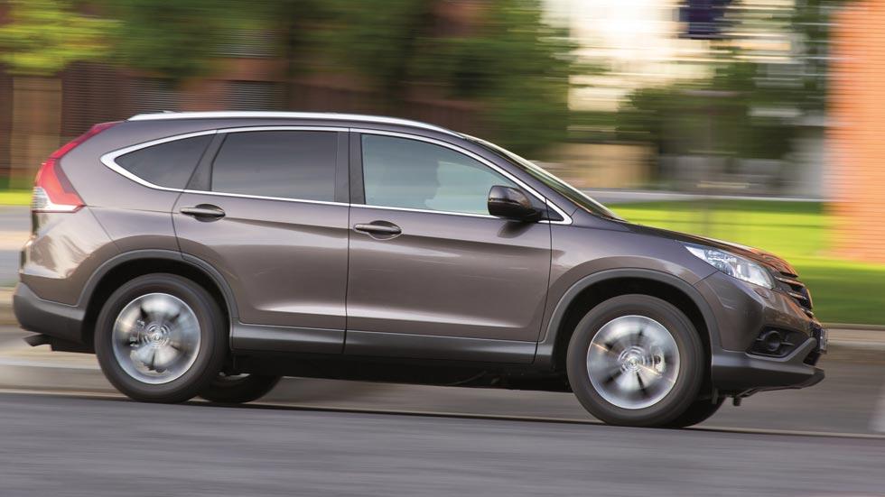 Honda CR-V: 5 razones por las que comprarlo