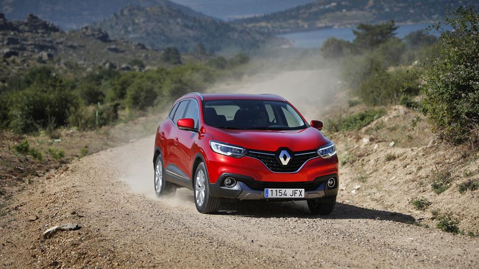 Renault Kadjar, vida a bordo