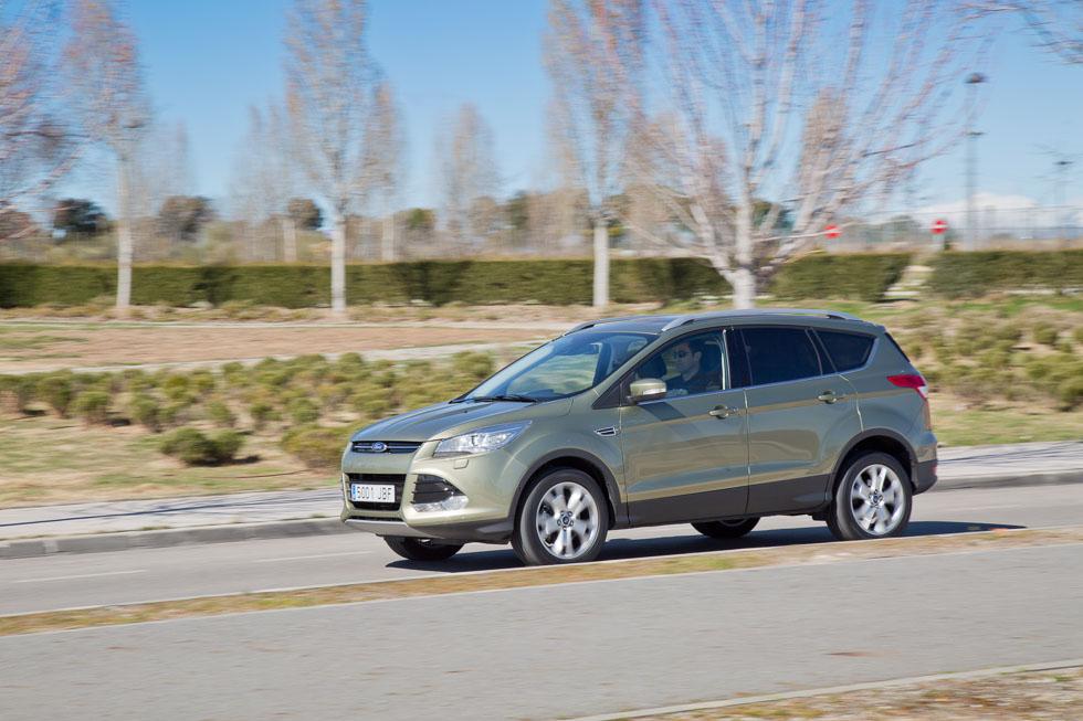 Ford Kuga: 5 razones por las que comprarlo