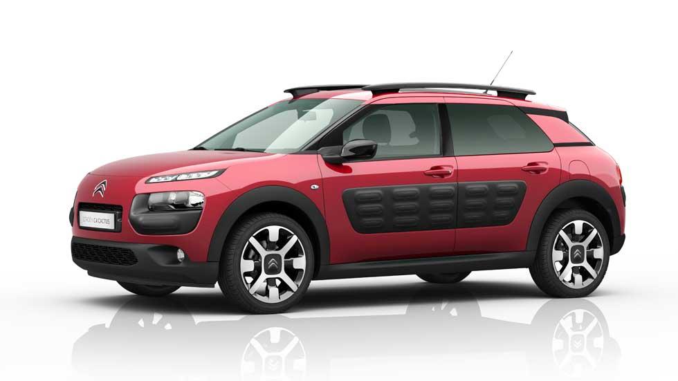 Citroën C4 Cactus Shine Edition, apuesta por el equipamiento