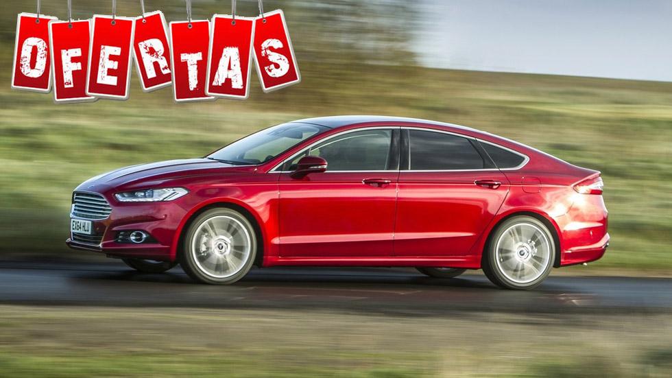 Los coches con mejores ofertas del mes de diciembre