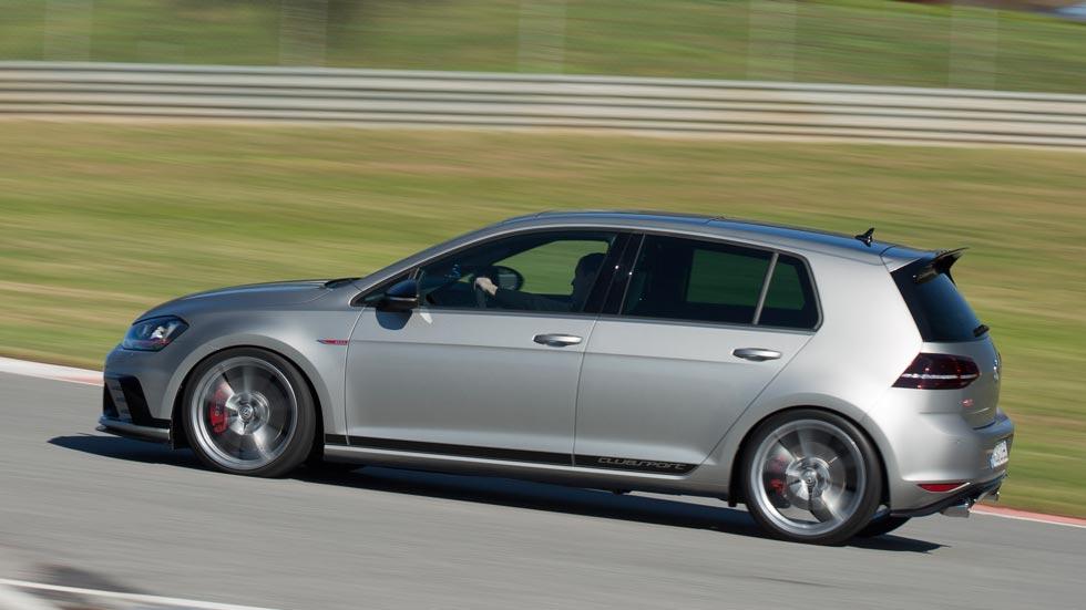 Volkswagen Golf GTI Clubsport, pura tradición