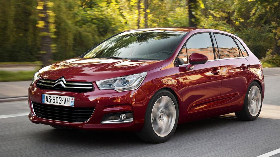 Los 10 coches más vendidos en noviembre de 2015