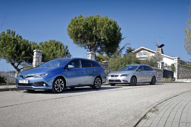 Revista Coche Actual 1407: alternativas coches familiares a los compactos