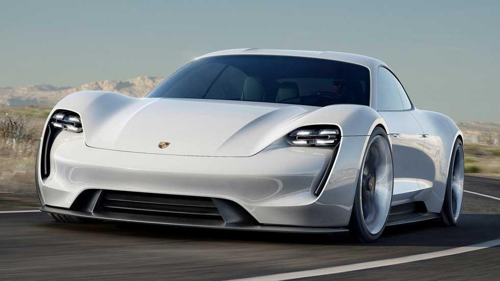Porsche Mission E, luz verde para el deportivo eléctrico