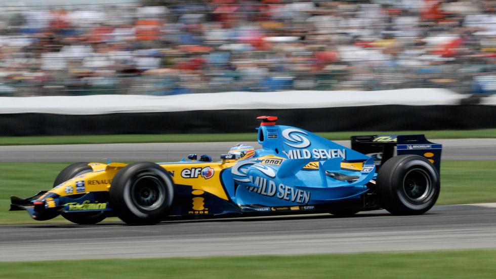 5 motivos por los que alegrarse de la vuelta de Renault a la Fórmula 1 en 2016