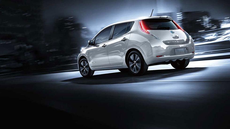Conduce un Nissan LEAF gratis por las calles de Madrid