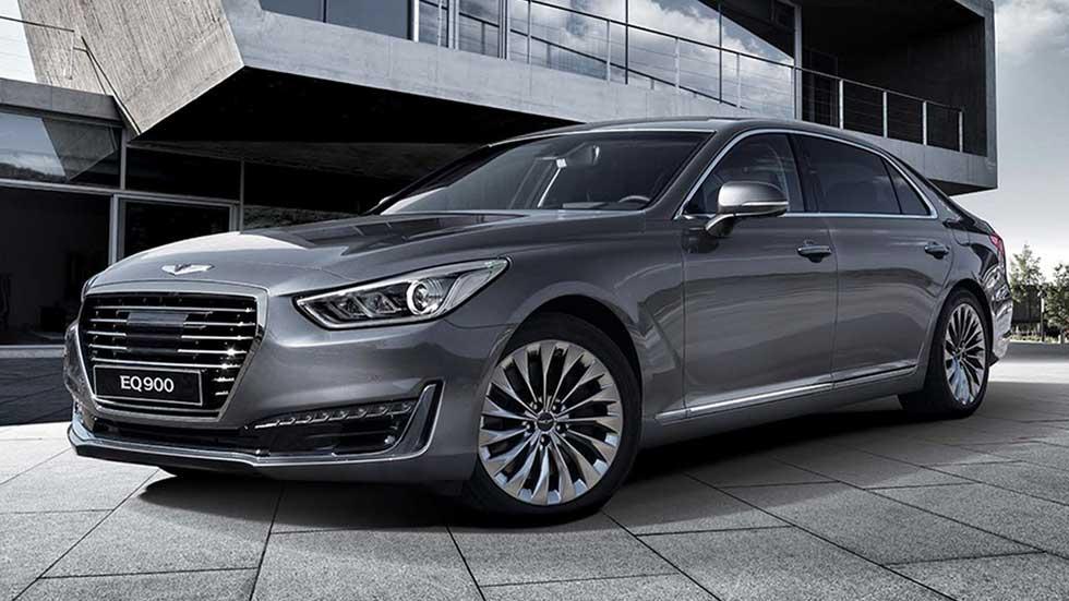 Genesis G90 2016: el lujo máximo de Hyundai, a producción