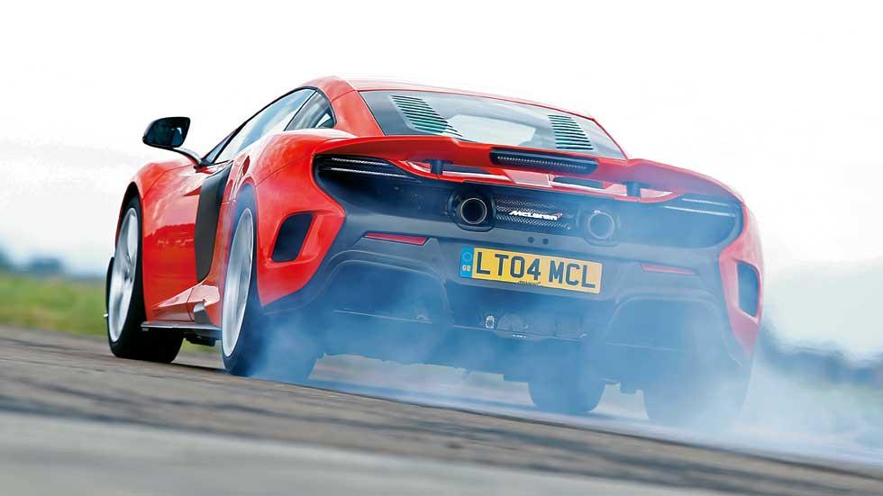 Los 5 mejores coches deportivos de 2015