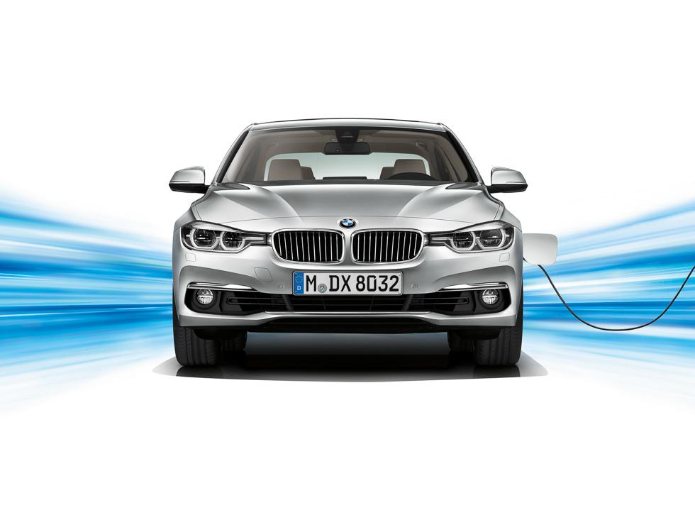 BMW 330e, de tecnología Active Hybrid a eDrive