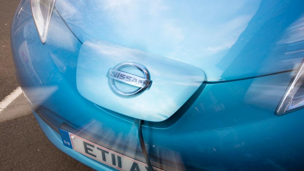 Los coches eléctricos de Nissan serán fuentes de energía móviles