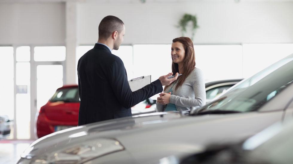 El renting de coches sube un 21 por ciento hasta noviembre