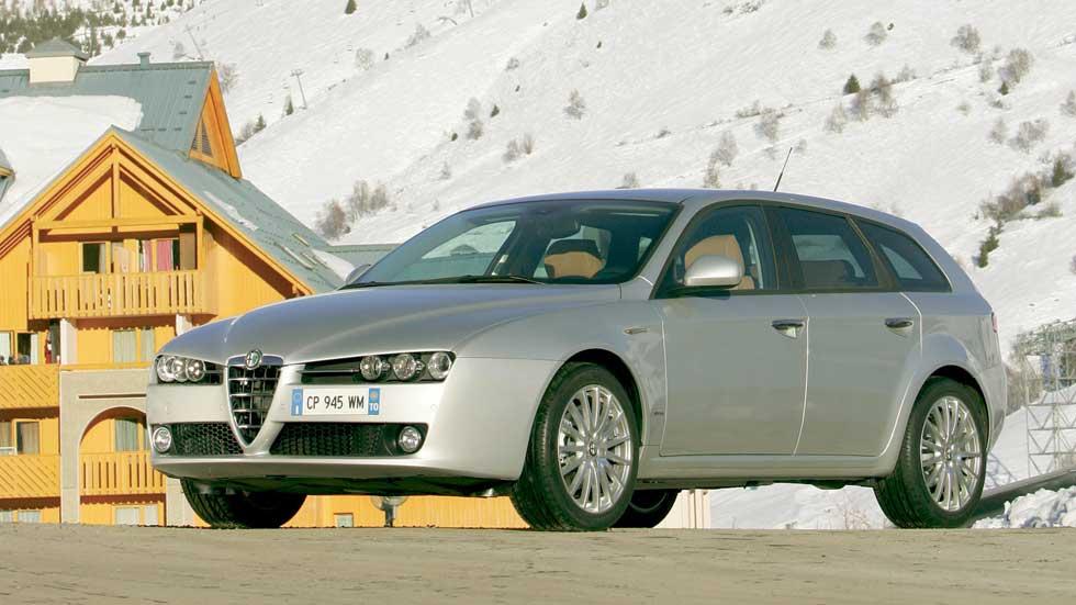 Problemas con la inyección en un Alfa Romeo 159