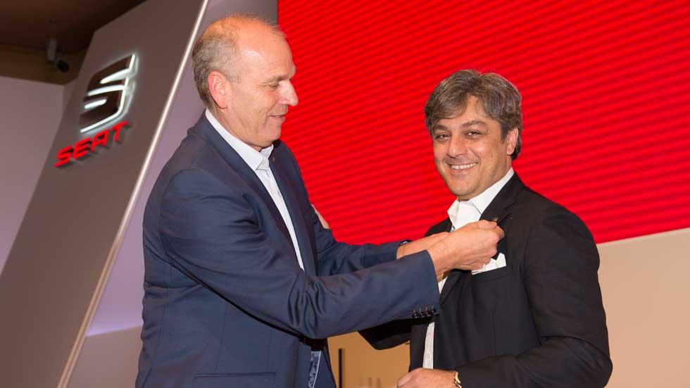 Entrevista a Luca de Meo, nuevo presidente mundial de Seat