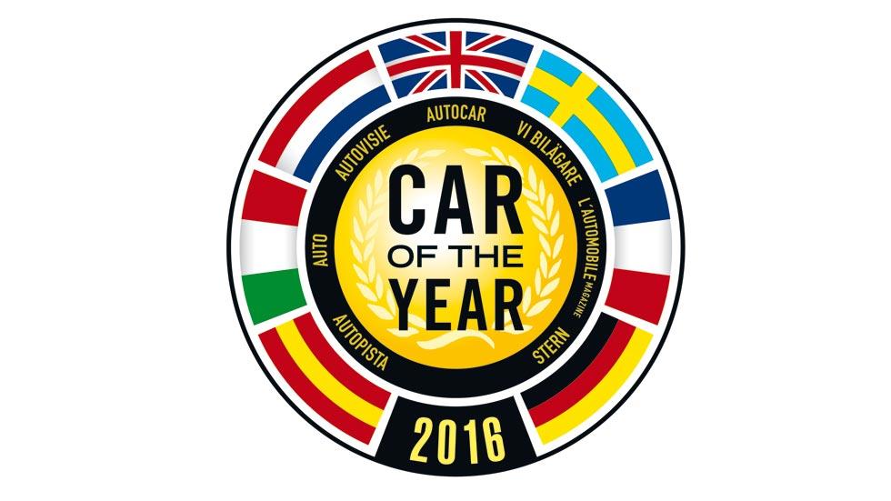 Los siete Finalistas del Coche del Año 2016 en Europa