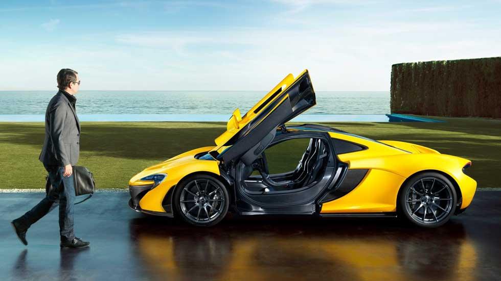 McLaren P1, fin de la producción del gran coche deportivo híbrido