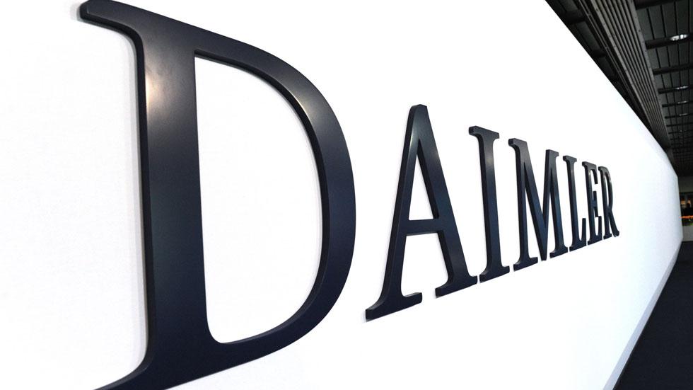 La CE denuncia a Alemania por los sistemas de aire acondicionado de Daimler