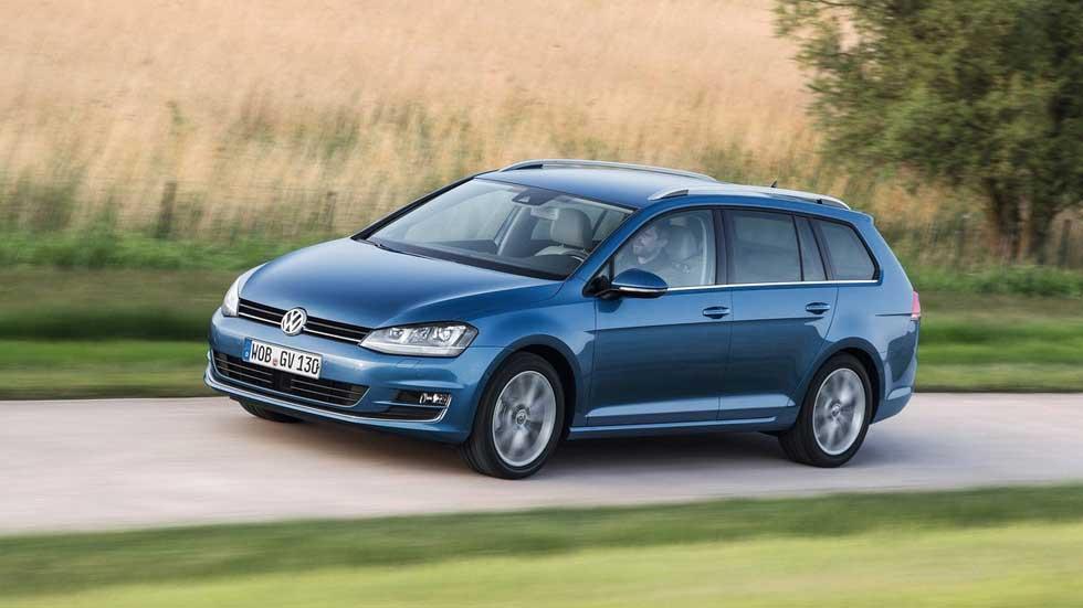 Ventas del grupo Volkswagen en España tras el escándalo de las emisiones de NOx