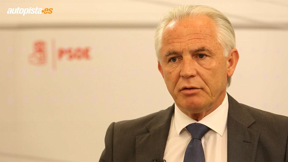 Elecciones 2015, lo que promete el PSOE en tráfico y automóvil