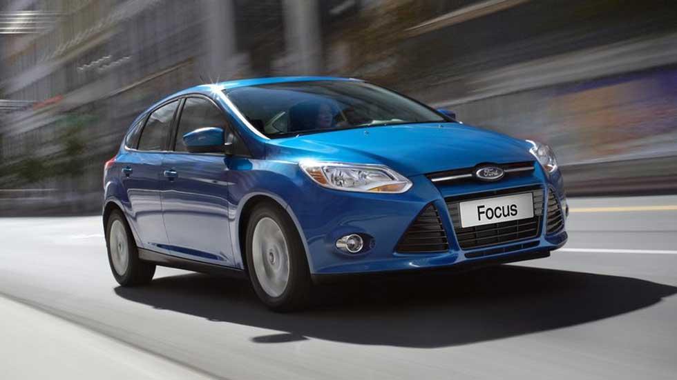 Pedal de freno duro en Ford Focus TDCI
