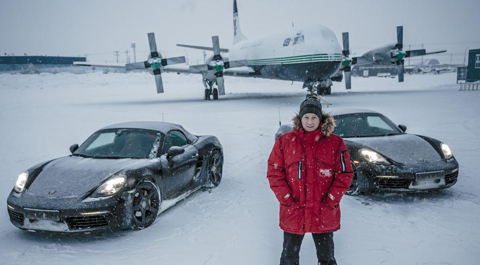 Porsche 718 Boxster: conducimos el nuevo motor 4 cilindros bóxer