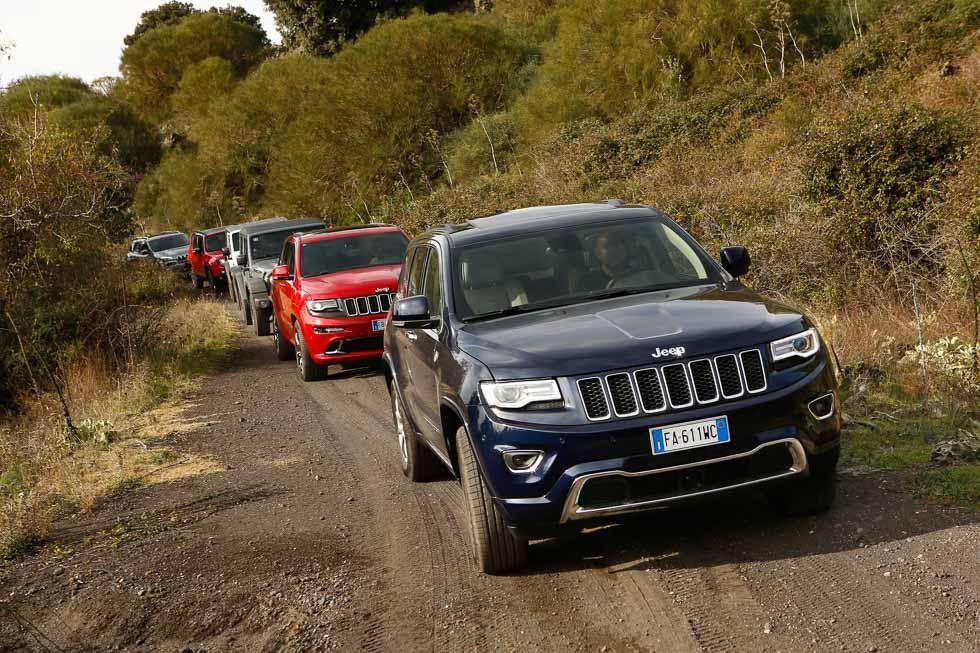 Jeep Wrangler, Renegade y Cherokee por Mopar, Jeep con estilo propio