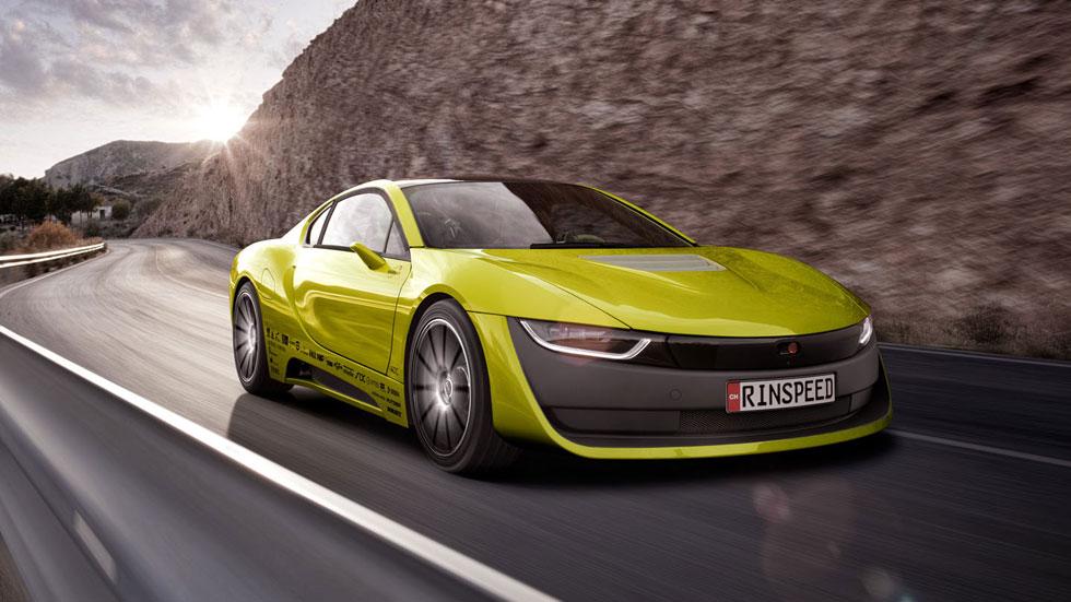 Rinspeed Etos, la conducción autónoma del futuro