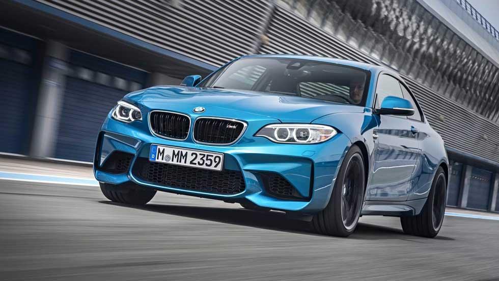 BMW M2 Coupé, pura esencia BMW M