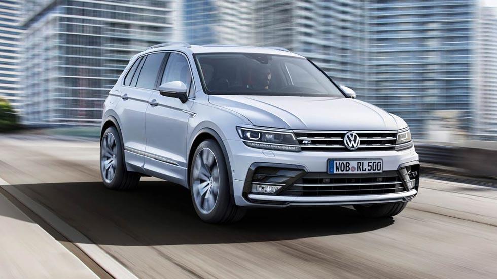Volkswagen Tiguan 2016, nuevo SUV que será compra maestra