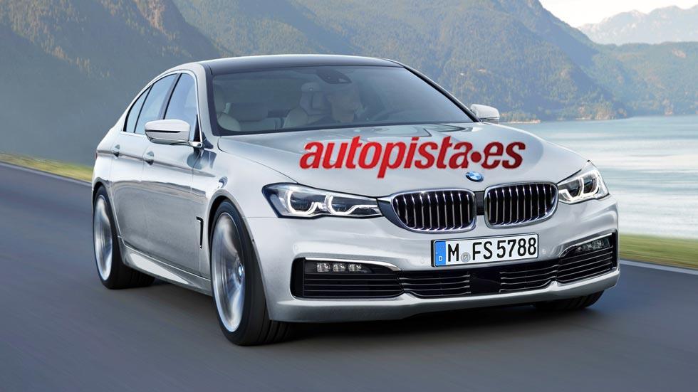 BMW Serie 5 2016, perfeccionamiento tecnológico