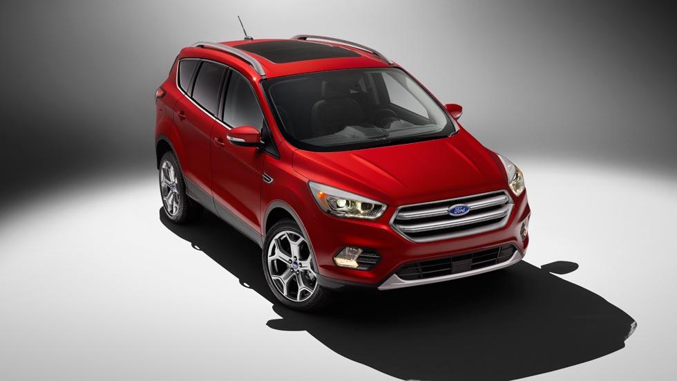 Ford Kuga 2016, guerra al SUV compacto