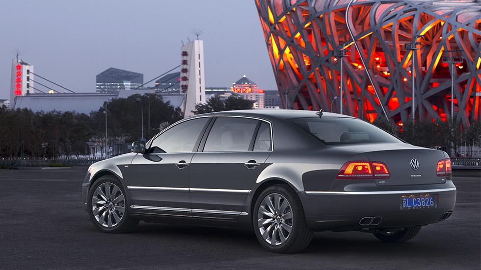 Fin a la producción del Volkswagen Phaeton… y otros fracasos