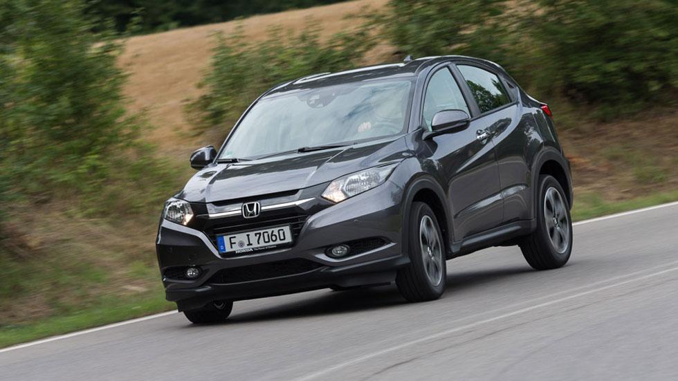 Honda HR-V  1.5 i-VTEC, SUV con alma de monovolumen
