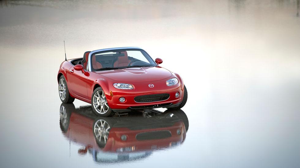 Mazda, la marca más eficiente por tercer año consecutivo