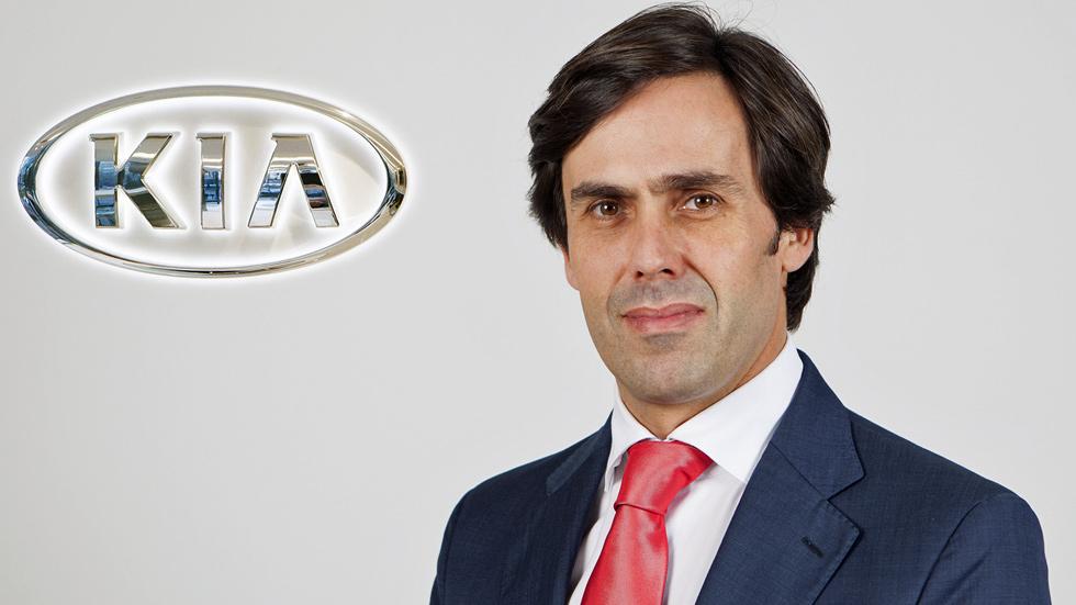 Entrevista a Artur Martins, de Kia Motors Europe