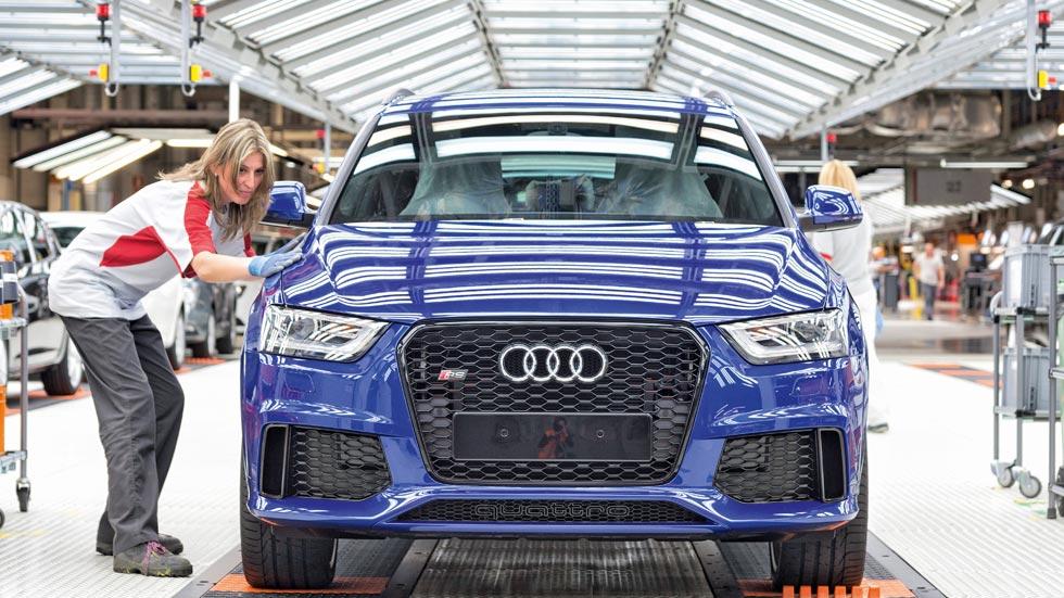 Más de 2 millones de coches fabricados en España