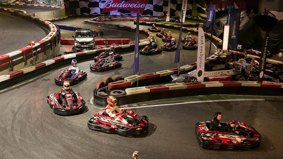 6to6 Karting GP: Carreras solidarias