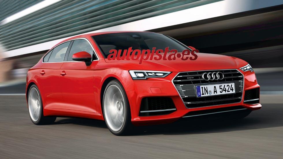 Audi A5 2016: mucha tecnología, eficiencia y deportividad