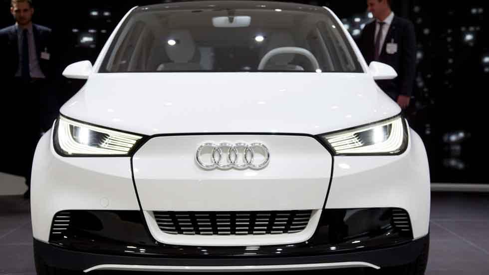 Audi y sus súper baterías para coches eléctricos e híbridos
