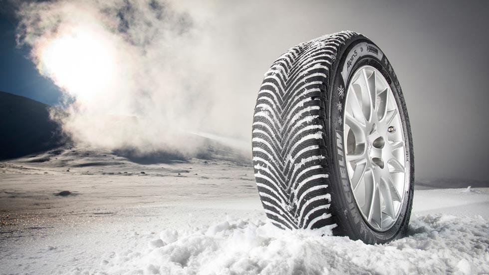 Las ventajas de los neumáticos de invierno para el coche