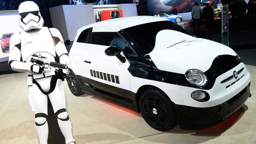 Star Offers, los nuevos chollos y descuentos de Fiat a lo Star Wars