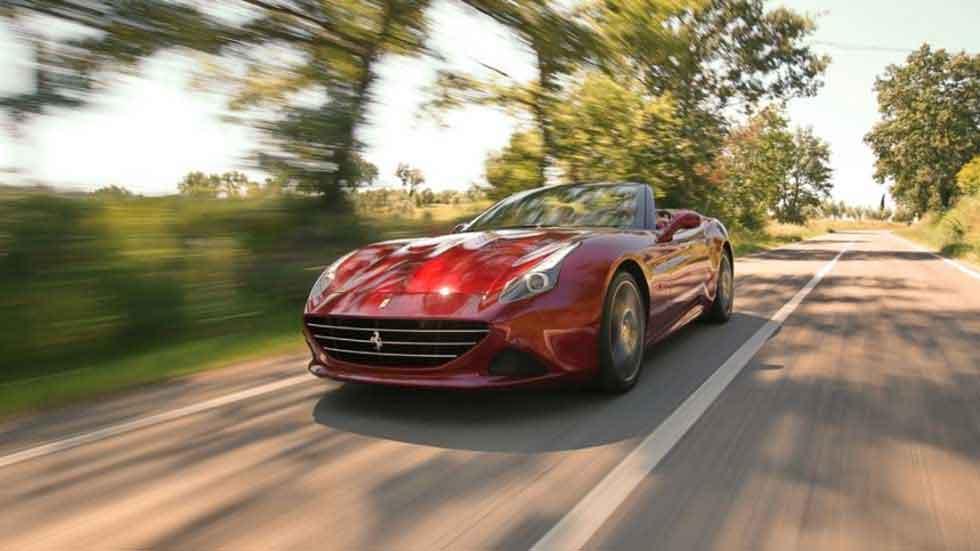 El Ferrari California T en Estados Unidos, a revisión