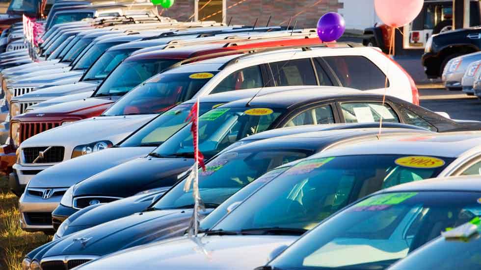 El precio de los coches de ocasión sube un 5,4 por ciento en 2015