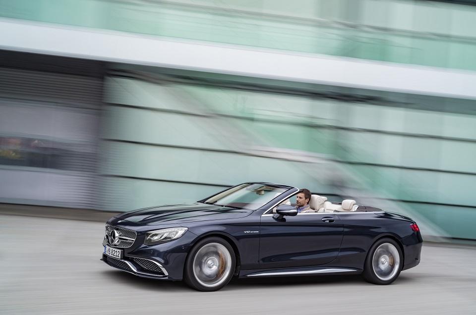 Mercedes Clase S Cabrio, precios de la gama