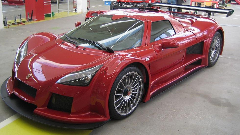 Gumpert Apollo, nuevo coche superdeportivo para Ginebra