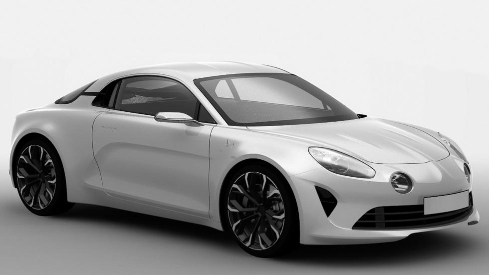 Alpine anuncia su nuevo coche deportivo de producción, el A120