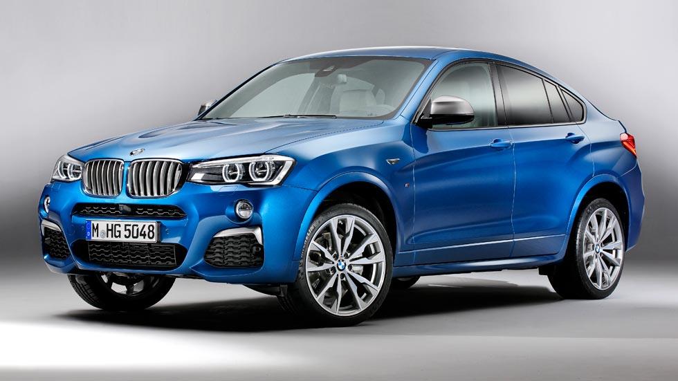 BMW X4 M40i, precio desde 73.500 euros