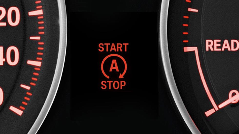 Dudas: ¿se puede hacer el stop-start de forma 'manual'?