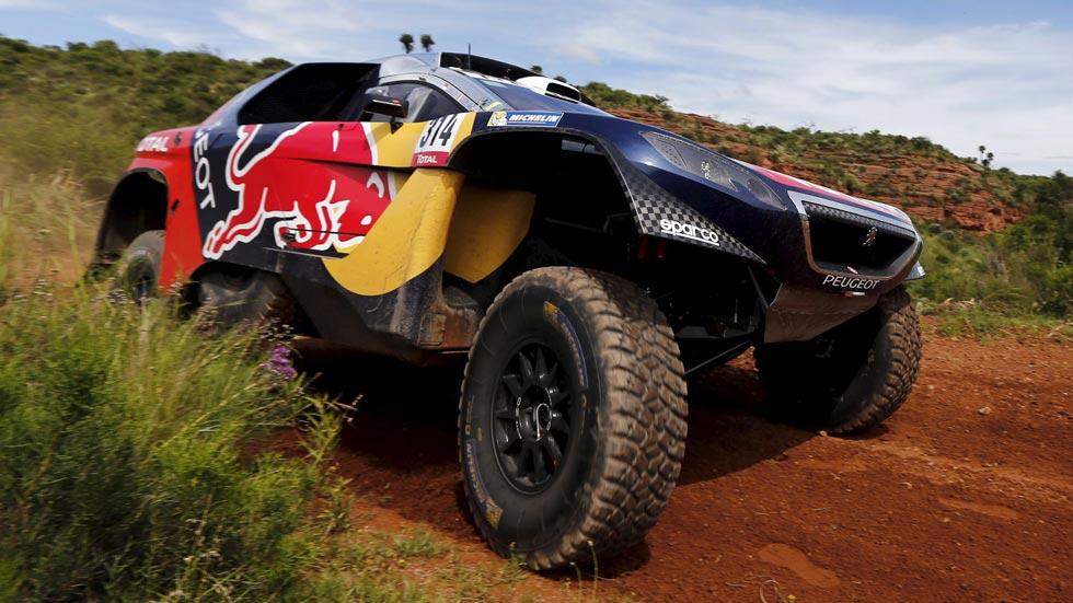 Dakar 2016: Loeb se impone en la primera etapa seria