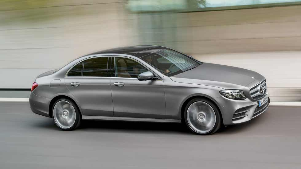 Mercedes clase e 2016 fotos y datos t cnicos definitivos for Mercedes benz 2016 precio